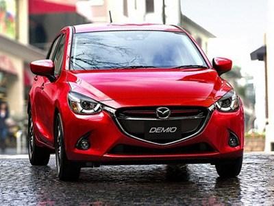 Mazda2 стал автомобилем года в Японии
