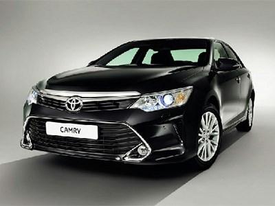 В Петербурге началось производство новой Toyota Camry