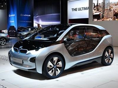 Немецкий автопроизводитель BMW готовит к премьере водородный автомобиль i5