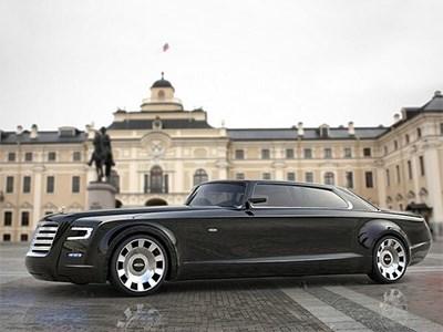 Выпуск бизнес-седана в рамках проекта «Кортеж» могут поручить «АвтоВАЗу»