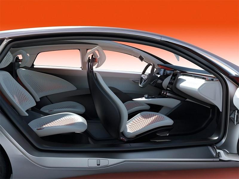 Renault Eolab Concept 2014 салон