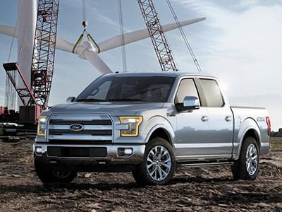 Представители Ford подтвердили выпуск гибридной версии пикапа F-150