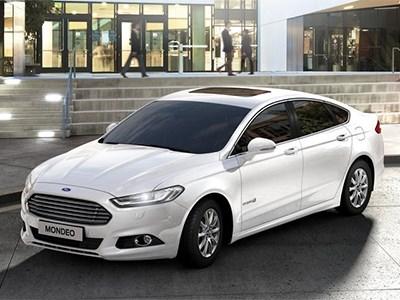 Ford Mondeo обзаведется гибридной модификацией