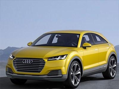 Новый кроссовер от Audi получил имя