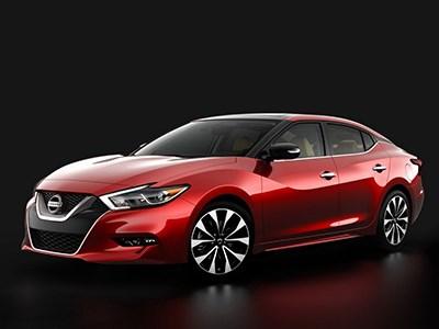 Появилась первая информация о новом поколении Nissan Maxima