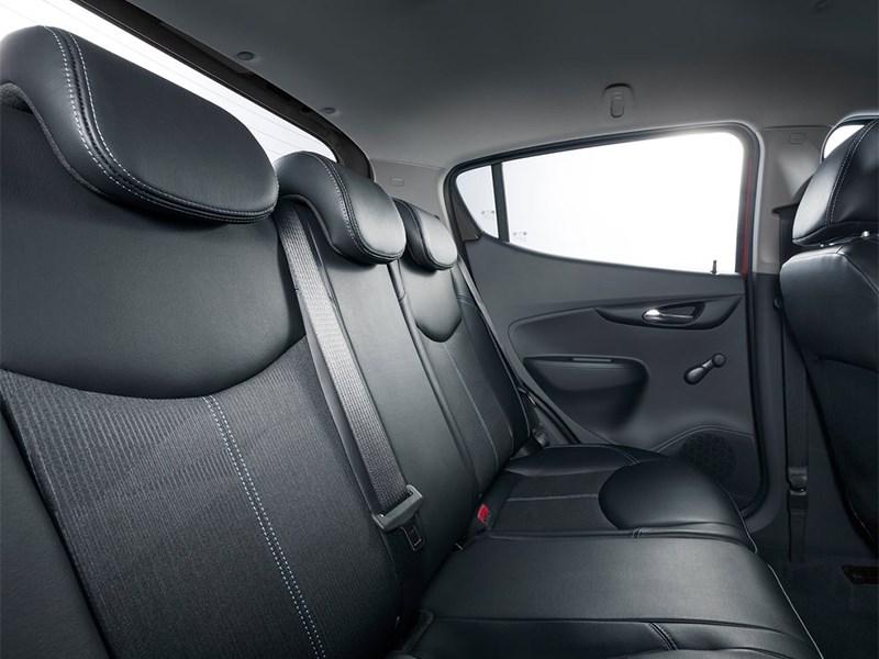 Opel Karl 2015 задний диван