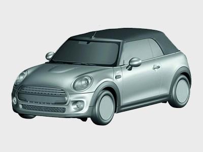 Открытый хэтчбек MINI Convertible получит те же двигатели, что и обычный MINI