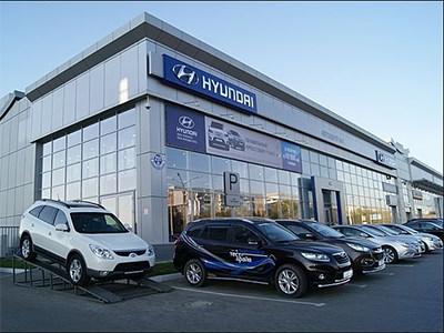 Спрос на автомобили Hyundai по всему миру упал на 5,5%