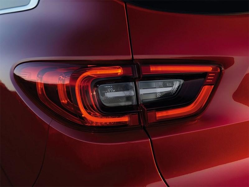 Renault Kadjar 2016 задний фонарь