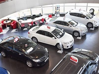 Российский автомобильный рынок занял четвертое место в Европе