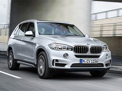 BMW X5 обзавелся гибридной силовой установкой