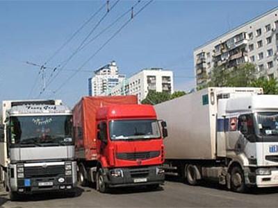 В Восточном округе Москвы тестируется новая схема движения грузового транспорта