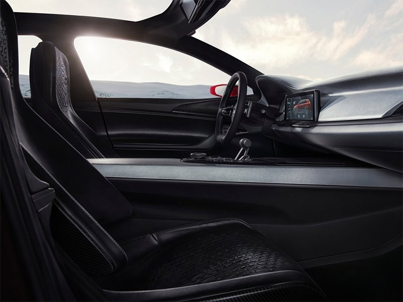 Kia Sportspace Concept 2015 кресло пассажира