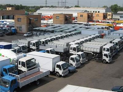 Рынок грузовых автомобилей в России упал на 39,8%