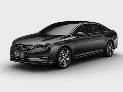 Китайский концерн Dongfeng выпустил новый седан на платформе от PSA Peugeot Citroen