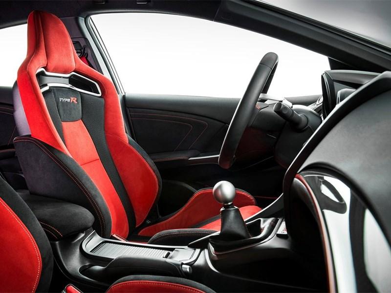 Honda Civic Type R 2015 передние кресла