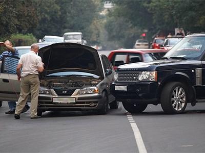 ГИБДД РФ поделилось статистикой аварий на российских дорогах