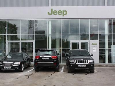 Внедорожники Jeep на российском рынке стали доступнее