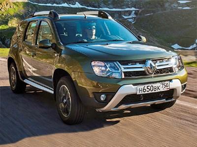 Появилась информация о стоимость кроссовера Renault Duster нового поколения