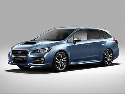 Осенью в Британии начнутся продажи «горячего» универсала Subaru Levorg GT