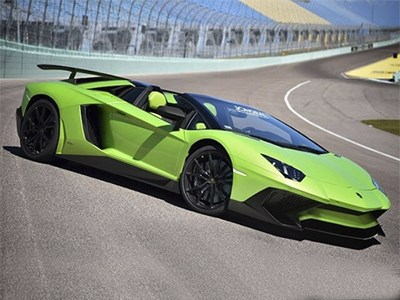 Lamborghini выпустит спорткар Aventador Superveloce Roadster ограниченным тиражом