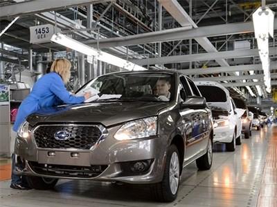 Поставки автомобилей Datsun российского производства в Казахстан наладят уже осенью