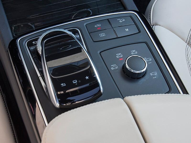 Mercedes-Benz GLE 2016 9АКПП