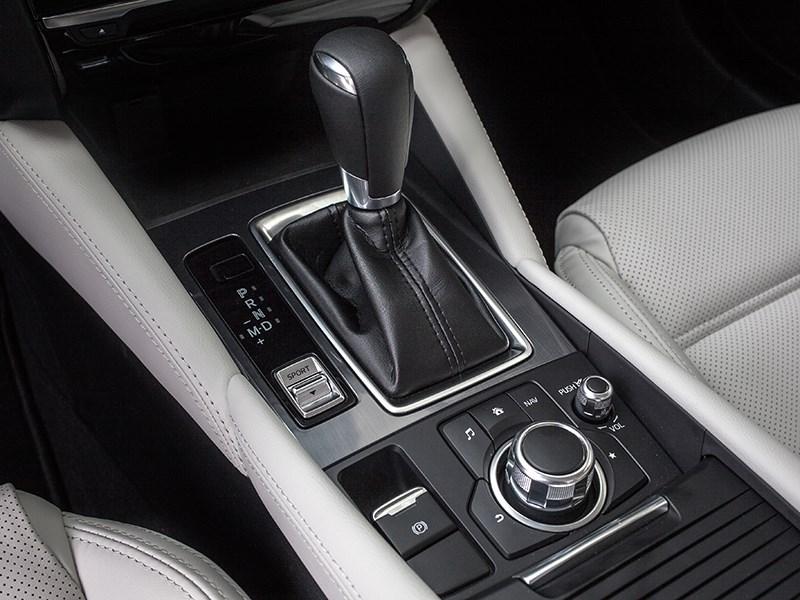 Mazda 6 2016 6АКПП