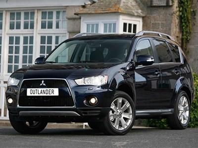 С российского рынка отзываются около двадцати тысяч автомобилей Mitsubishi