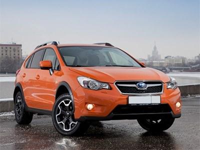 Subaru вывела на российский рынок внедорожники Forester и XV в специальной версии