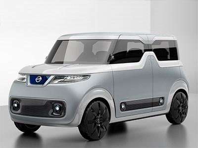 Nissan привезет в Токио «цифровой» концепт-кар