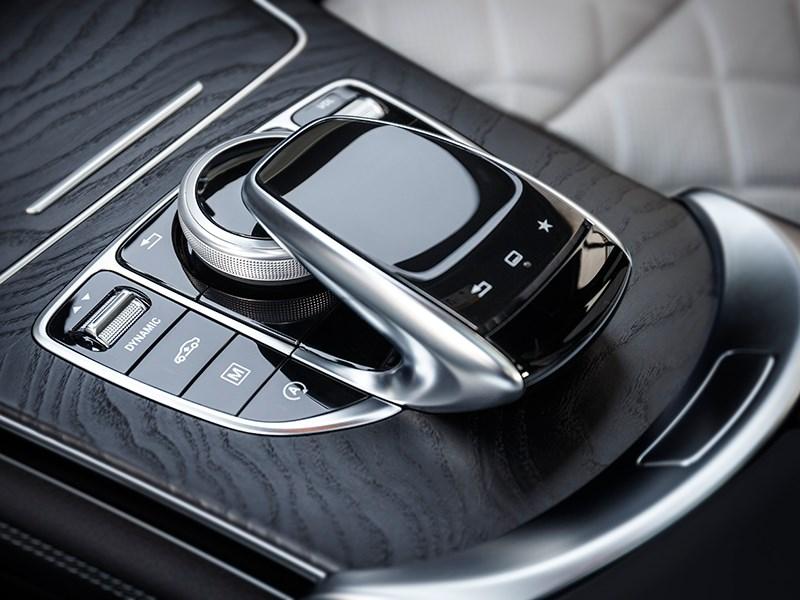 Mercedes-Benz GLC 2016 9АКПП