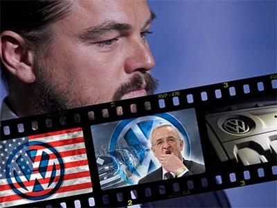 Леонардо Ди Каприо снимет фильм о «дизельгейте»