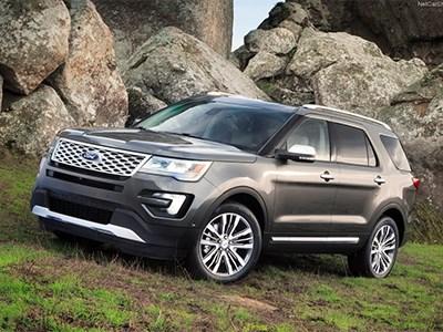 Ford назвал рублевые цены обновленного Explorer