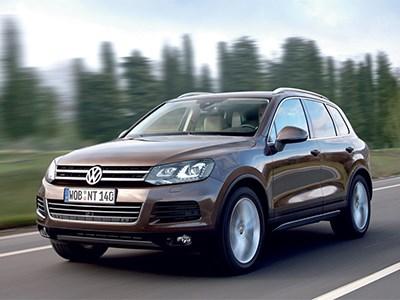 Volkswagen отзывает почти 4,5 тысячи кроссоверов в РФ