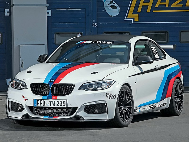 Тюнинг BMW . Обзор за октябрь 2014