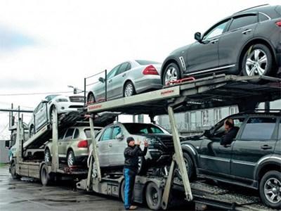Иностранные производители экспортируют «российские» иномарки в страны СНГ