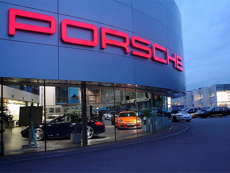 Porsche рассчитывает нарастить объем продаж в РФ