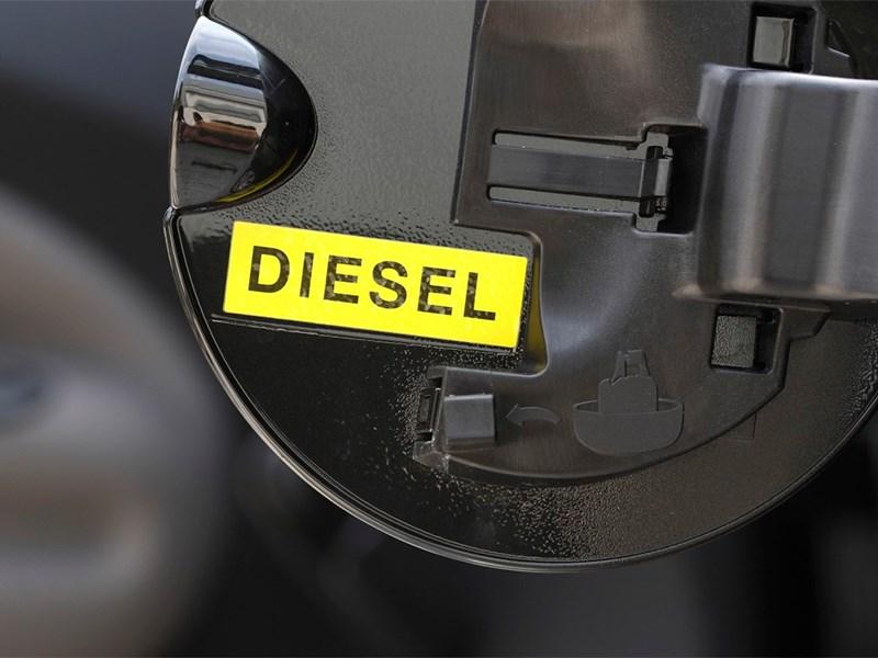 Financial Times прогнозирует падение рынка дизельных автомобилей в 2016 году