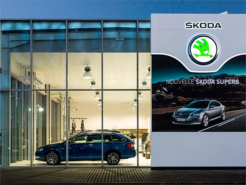 В 2015 году Skoda реализовала более миллиона автомобилей
