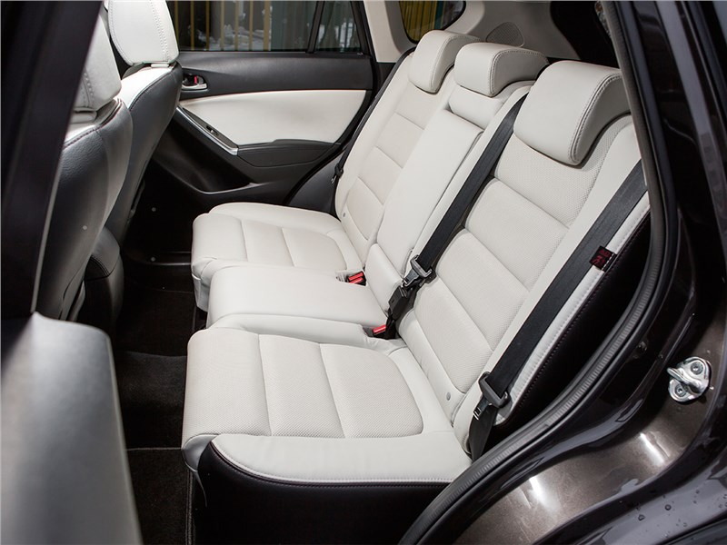 Mazda CX-5 2015 задний диван