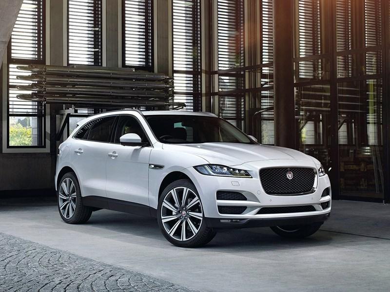 Jaguar F Pace получил рублевый ценник