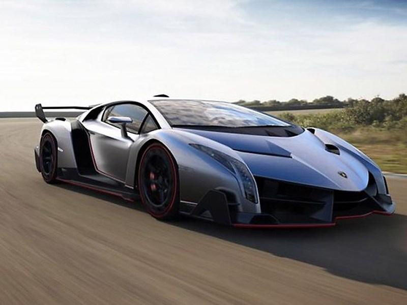 Юбилейный Lamborghini Veneno показали до дебюта