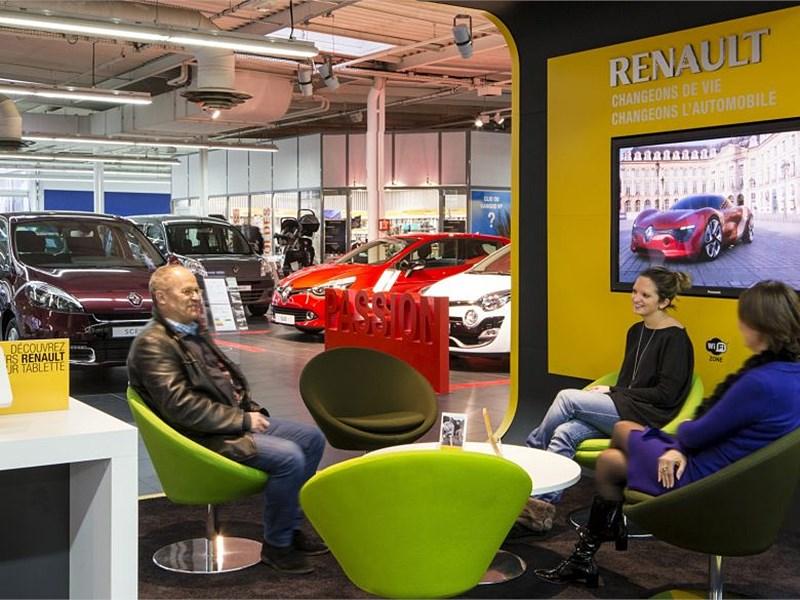 В феврале продажи Renault в России упали на 3 процента
