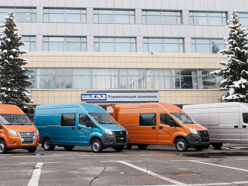 Российский рынок LCV в феврале упал на 8,7 процентов