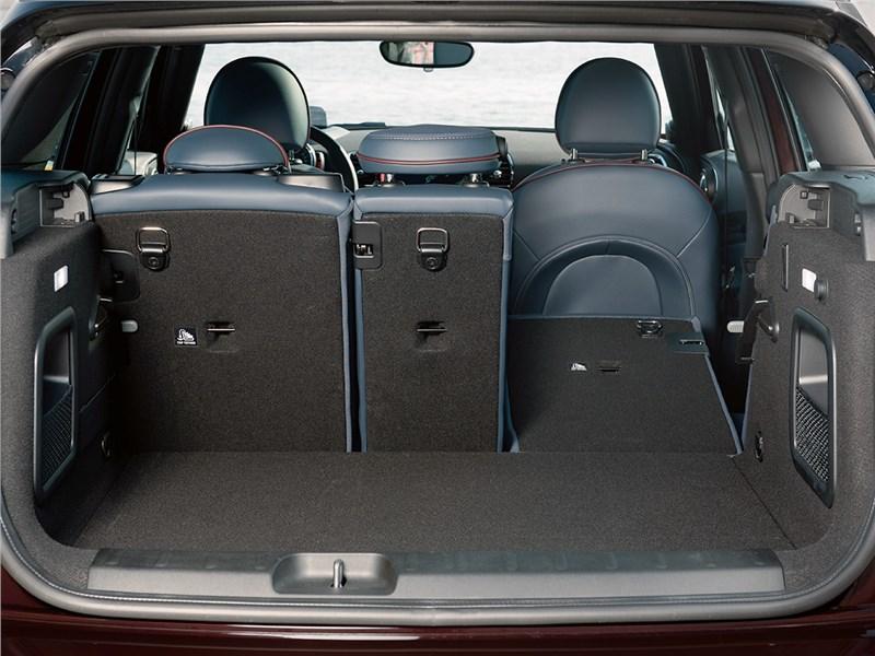 Mini Clubman Cooper S 2016 багажное отлеление