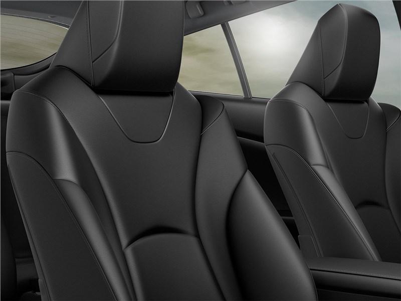 Toyota Prius Prime 2017 кресла