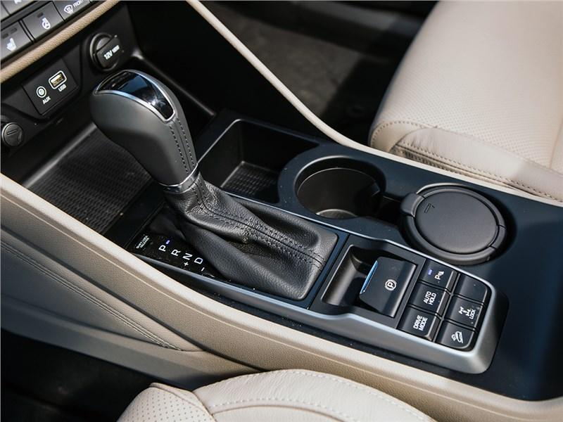 Hyundai Tucson 2016 6АКПП