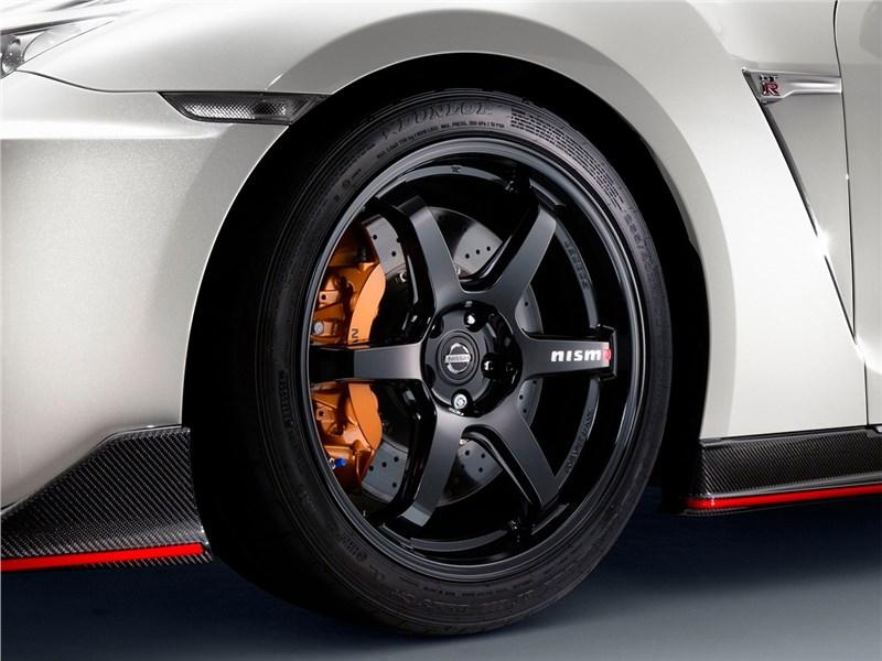 Nissan GTR Nismo 2017 колесо