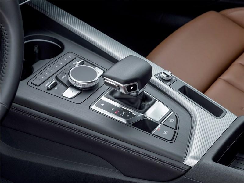 Audi S5 2017 джойстик коробки передач